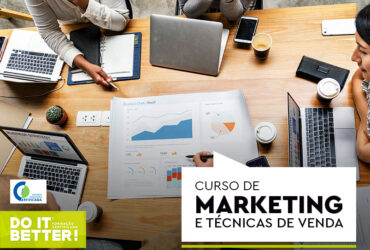 Curso de Marketing e Técnicas de Vendas